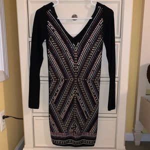 bodycon sequined dress